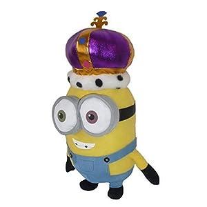 King Bob Minion - PLUSH Big 75cm MINIONS Movie 2015 - Official