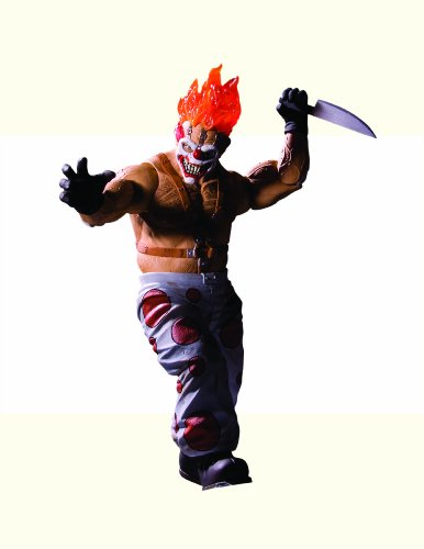 Twisted Metal: Sweet Tooth Action Figure