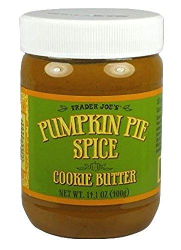 Trader Joe's Pumpkin Pie Spice Cookie Butter