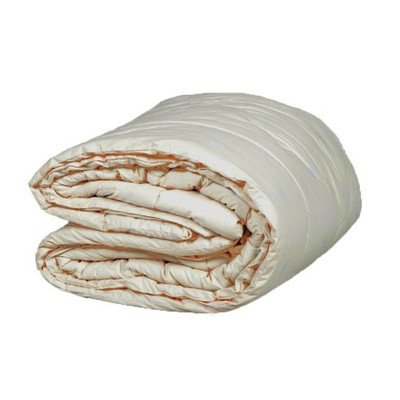 Washable Wool Comforter Size: Crib front-575604