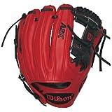 Wilson A2K DP15 Dustin Pedroia 11.5 Infield Baseball Glove by Wilson