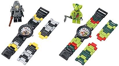 Lego Kids Amazon Exclusive Ninjago Kendo Cole And Lasha 2