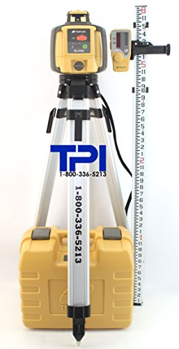 topcon-rl-h4c-rotary-laser-kit-includes-rl-h4c-self-leveling-rotary-laser-aluminum-flat-head-tripod-
