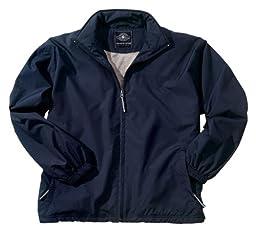 Charles River Apparel Men\'s Triumph Jacket, Navy, Small