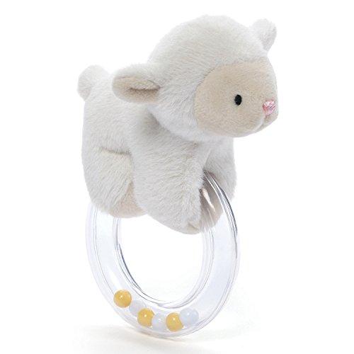 Gund-Baby-Lopsy-Lamb-Ring-Rattle-Toy