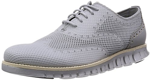 [コールハーン] COLE HAAN 公式 ZEROGRAND OX NO STCH C20024 SILVER CLOUD(シルバークラウド/9)
