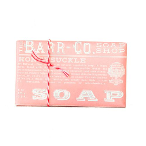 Barr Co Soap Bar, Honeysuckle (Barr Co Lotion compare prices)