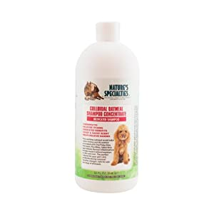 Nature S Specialties Colloidal Oatmeal Pet Shampoo