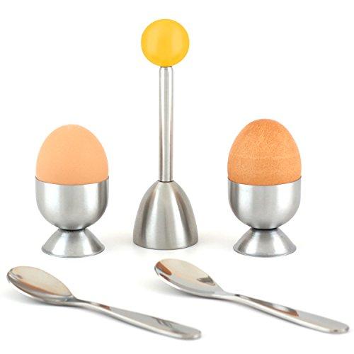 Eparé Egg Cracker/Topper Set | Shell Remover
