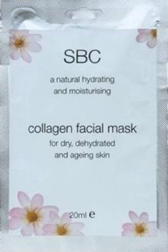 SBC Collagen Face Mask - Single
