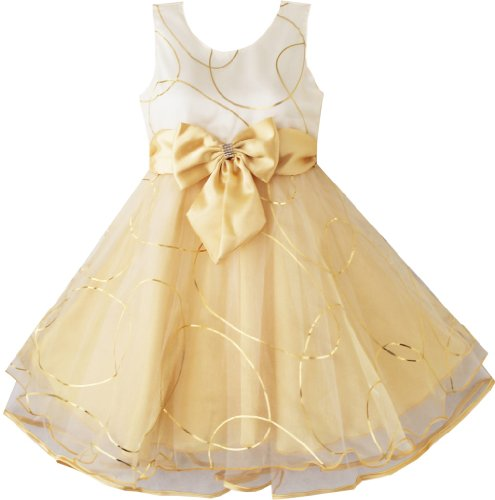 Christmas Dresses For Little Girls front-1076549