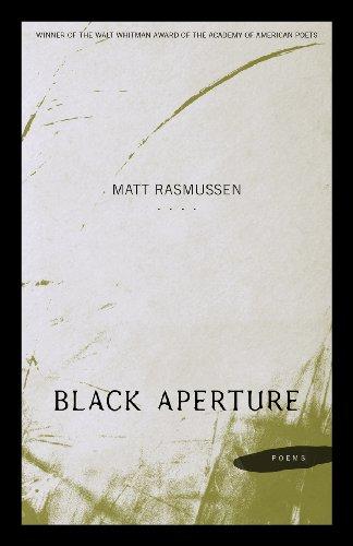 Black Aperture: Poems (Walt Whitman Award)