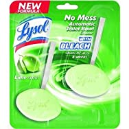 Lysol Automatic Toilet Bowl Cleaner-2PK LIME TOILET CLEANER