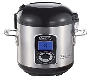 Dr. Weil 9812 The Healthy Kitchen 5-Cup Multi-Use Rice Cooker