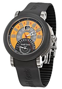 Gerald Genta Arena Biretro Men's Automatic Watch BSP-Y-80-264-CABDRUB from watchmaker Gerald Genta