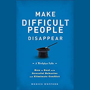 Make Difficult People Disappear Audiobook