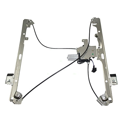 Apdty 852756 power window motor cable regulator assembly for 2000 silverado power window regulator