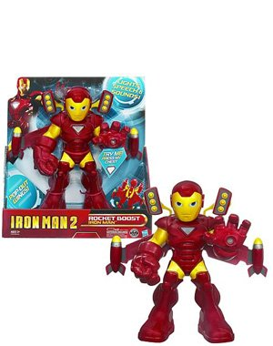 Iron Man Rocket Boost Iron Man
