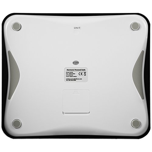 Is My Bathroom Scale Accurate: Ollieroo Bathroom Scale Most Accurate Large Readout 400lb