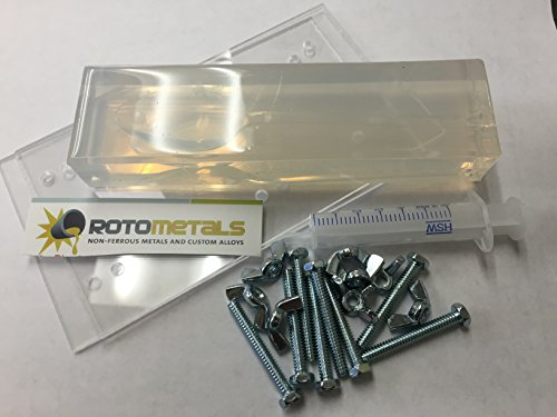 Gallium Spoon Mold By Rotometals