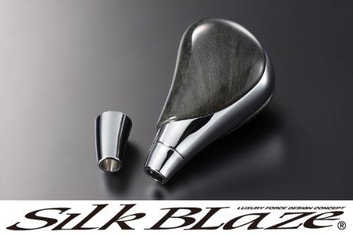 シルクブレイズ レクサスIS250 シフトノブ グレー/クローム