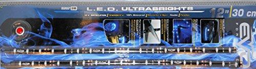 Bande LED bleu ultrabrights 30 cm