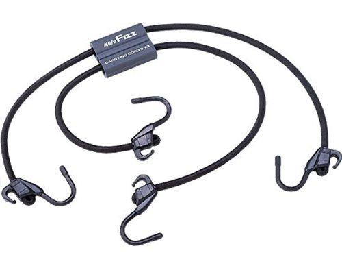 タナックス(TANAX) MOTOFIZZ キャリングコード3-V /ブラック 62⇔106cm MF-4606