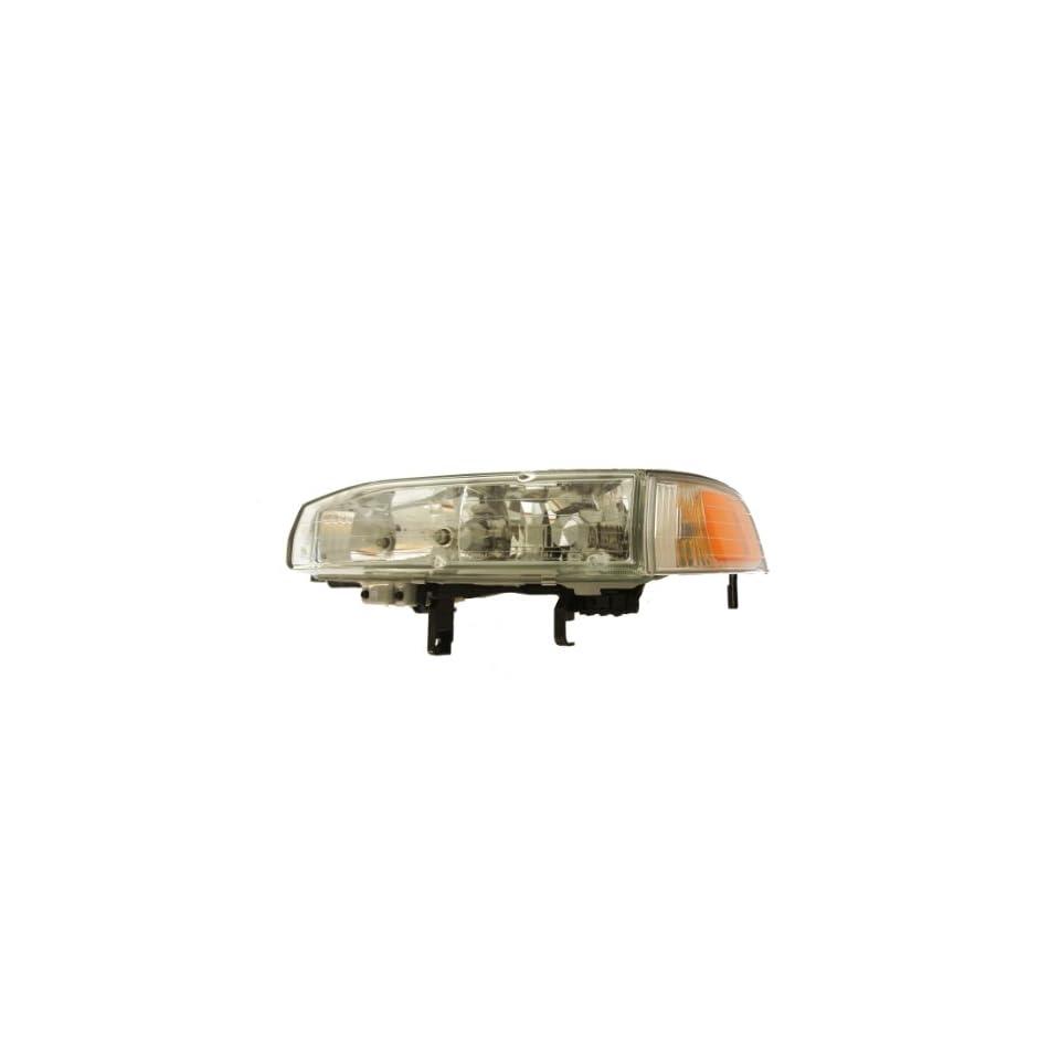 Genuine Honda Parts 33150 SM4 A04 Driver Side Headlight Assembly Composite