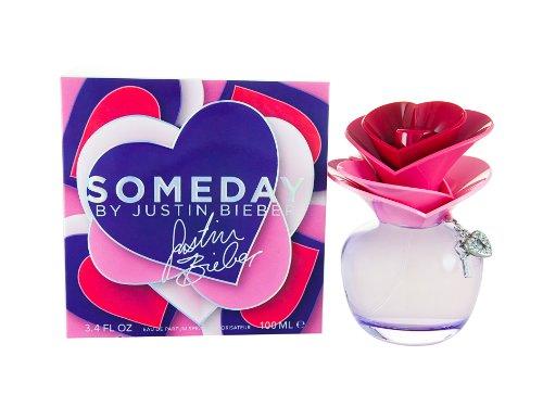 Justin Bieber Someday, Eau De Parfum Spray,100ml/3.4 oz.