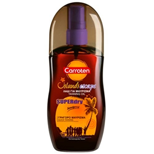 carroten-islands-escape-super-dry-suntan-oil-spf0-125ml-423oz-by-carroten