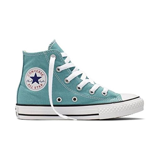 Converse Chuck Taylor All Star Hi Mari YTH/JR, sneakers Aqua-354381C, (Aegean Aqua), 28 EU Piccolo