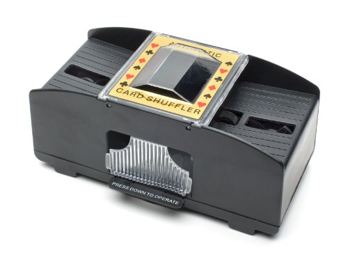 Bv6009 Black Bv6022 5014362304596 By Card Shuffler