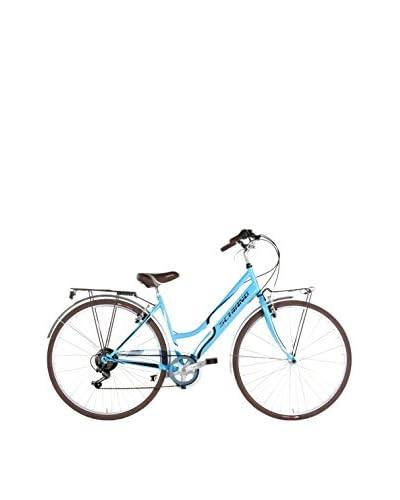 Schiano Bicicletta 28 Trk Life Style 06V Sh Azzurro