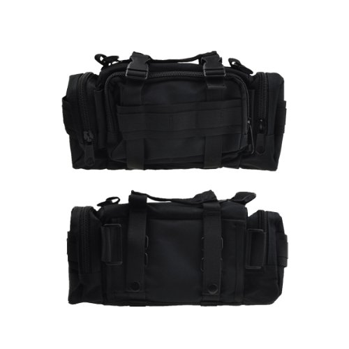 Multi Cycling Bike Bicycle Travel Shopping Camping Hiking Frame Pannier Front Bag Waist Shoulder Backpacks Bags front-978290