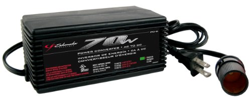 Schumacher PC-6 120AC to 6A 12V DC Power Converter