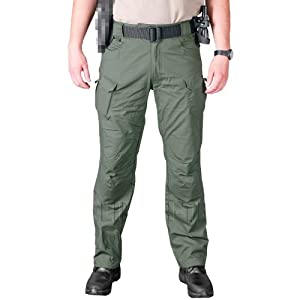 Helikon UTP Army Combat Cargo Trousers Mens Tactical Pants Ripstop Olive Drab by Helikon