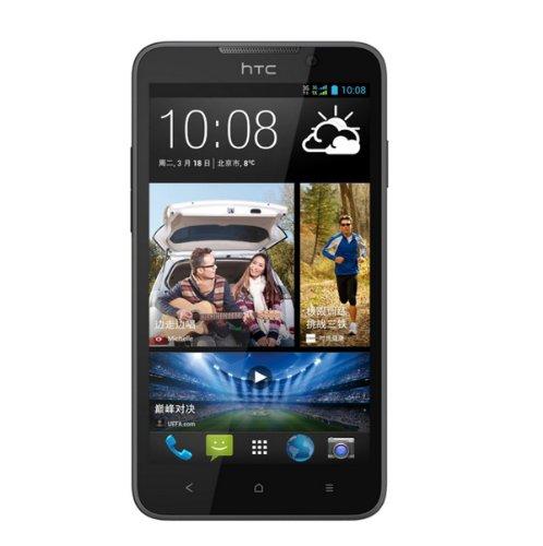 Htc Desire 316D 5.0 Inch Android 4.3 Quad Core 1.2Ghz Unlocked 3G Cdma Smartphone Color Black