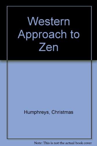 Western Approach to Zen PDF