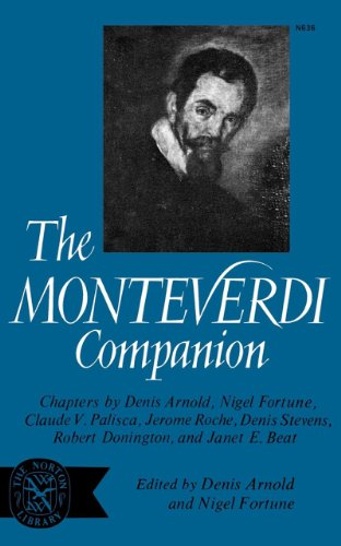 The Monteverdi Companion