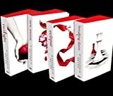 Stephenie Meyer Twilight Saga White Editions - 4 Books - Twilight, New Moon, Eclipse & Breaking Dawn (Twilight Saga)
