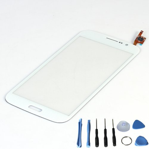 Generic Touch Screen Digitizer Replacement (Lcd Dispaly Screen Not Included) For Samsung Galaxy Mega 5.8 I9150 | Duos I9152 White