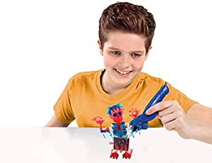 IDO3D Cool Create Go! Robot and Zombie Motion Activity Kit