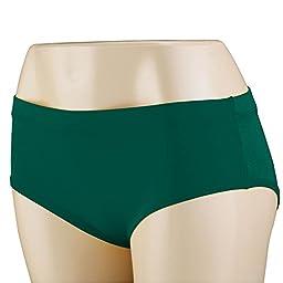 Augusta Sportswear WOMEN\'S CHEER BRIEF M Dark Green