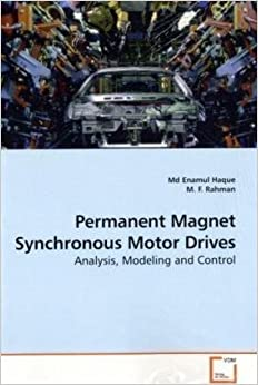 Permanent Magnet Synchronous Motor Drives Analysis