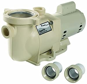 Pentair Sf N2 1a Superflo Energy Efficient Two Speed Inground Pump Dy A3