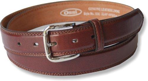 Ossi 32mm Classico Cintura uomo di - Castagna (dimensioni 81cm - 91cm)