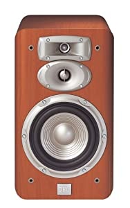 JBL L830CH 6-Inch 3-Way Bookshelf Loudspeakers (Pair, Cherry) (Discontinued by Manufacturer)