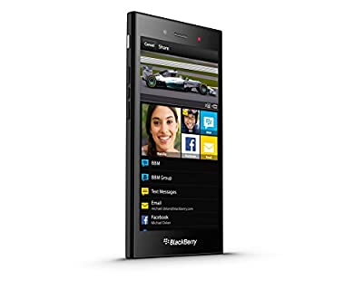 BlackBerry Z3 (Black, 8 GB)