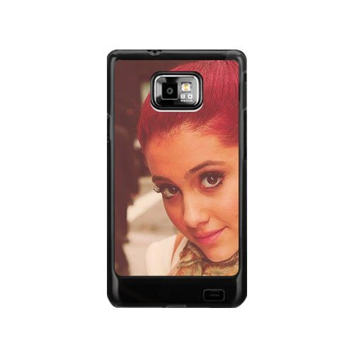 Amazon.com: Ariana Grande Samsung Galaxy S2 I9100 Case Back Case for
