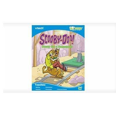 Imagen de VTech Bugsby Libro de lectura del sistema - Scooby-Doo Decoy un Dognapper
